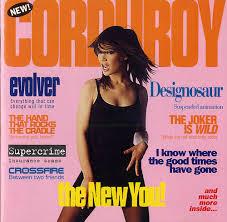 Corduroy 5
